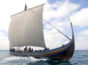 D66 Zutphen pleit voor Vikingschip
